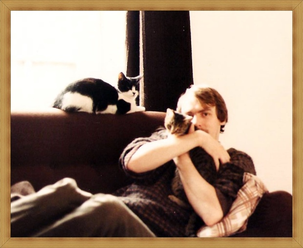 What's sexier than a man who loves cats?