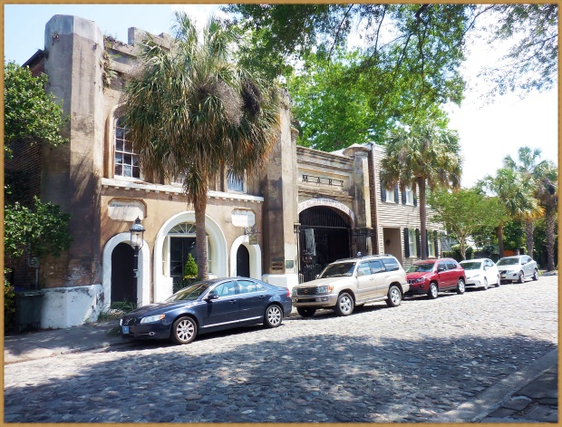 The Slave Market Museum in Charleston, SC