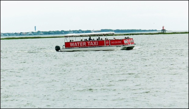 Water Taxi Charleston
