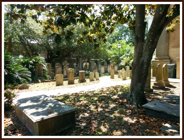 St Philip's Graveyard