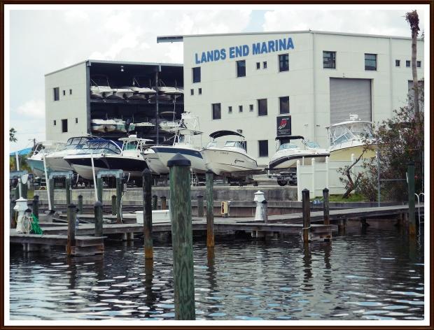 boat car park