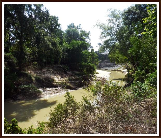 Cypress Creek in abeyance