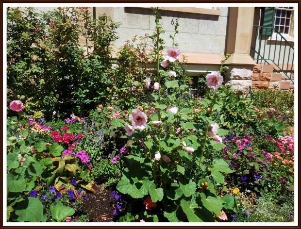 Brigham Young Cottage Garden