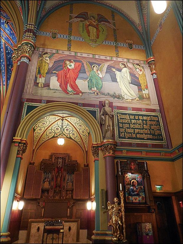 Epistle Altar