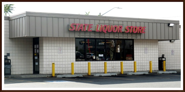 State Liquor Store #1 Salt Lake City