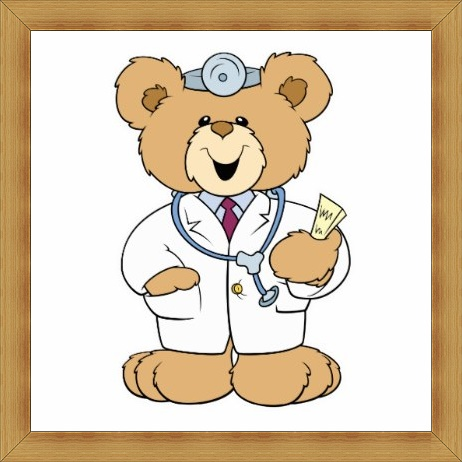 teddy-doctor