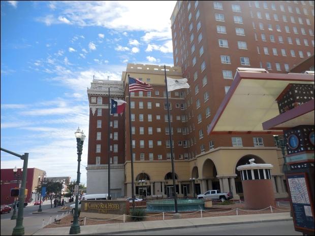 El Camino Real Hotel Downtown El Paso