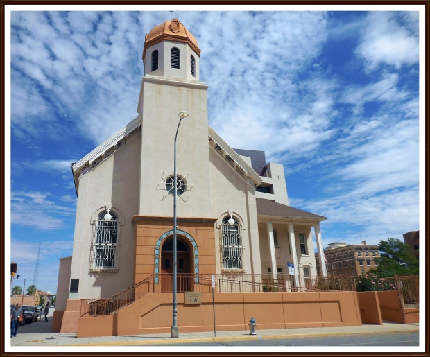 Church of the Immaculate Conception, El Paso