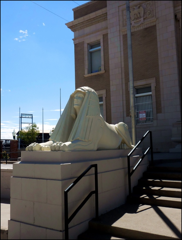 Masonic Sphinx