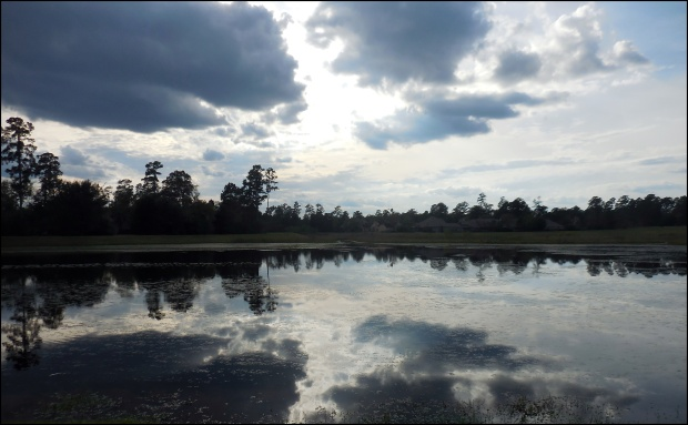 fall-dark-cloud-reflection