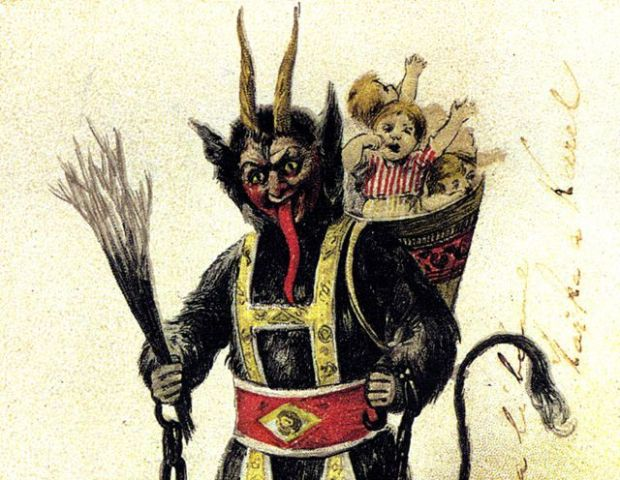 Krampus, courtesy of AV Club