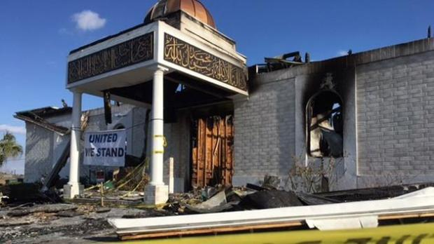 Victoria, TX Mosque Picture courtesy of ABC 13 news