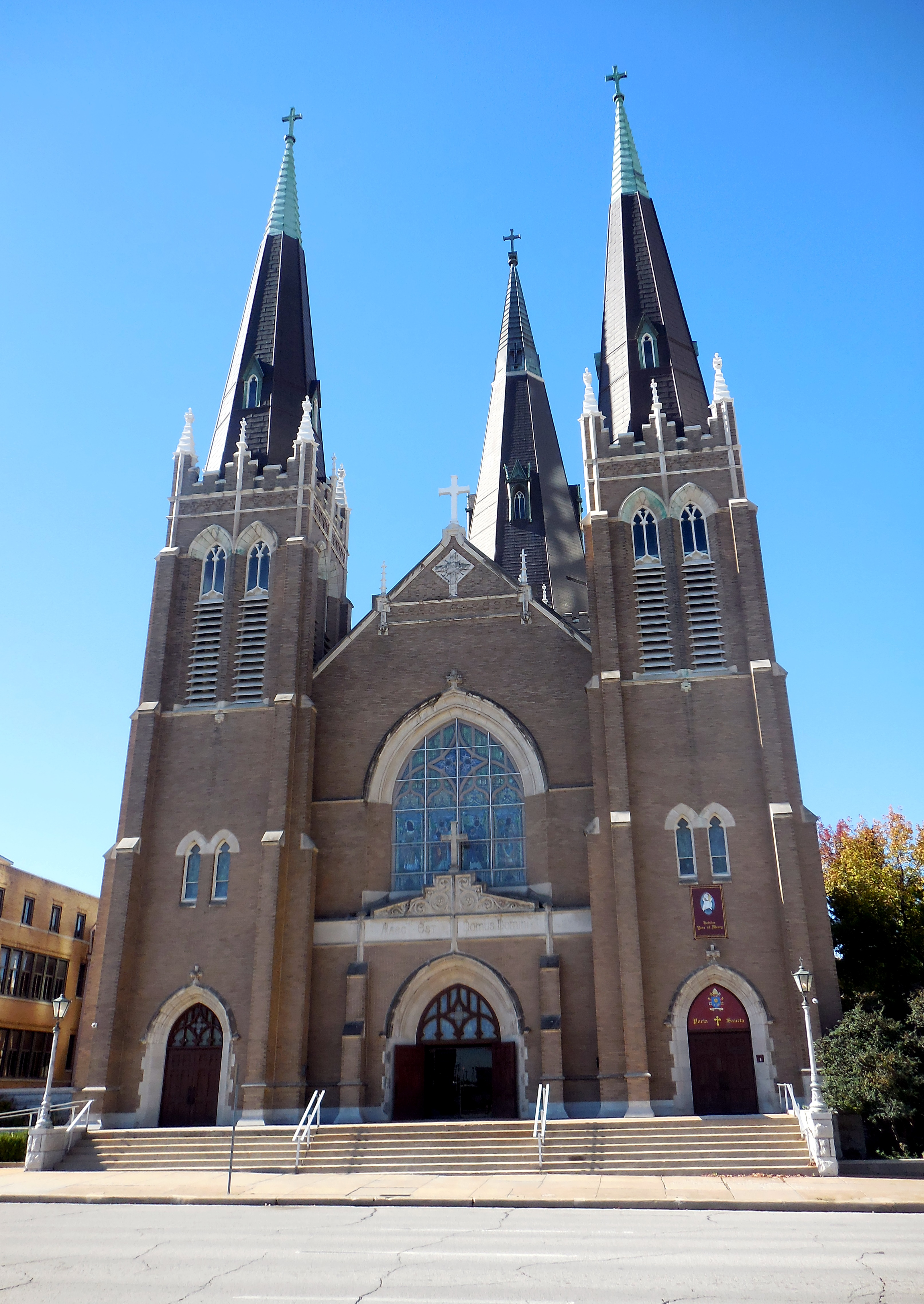 The Holy Family Cathedral, Tulsa | Postcards from Kerry